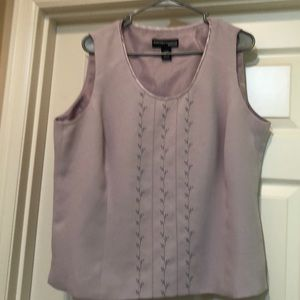 Like new NortonMcnaughton Woman Blouse Size 16 W